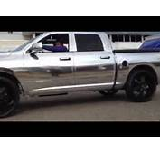 Chrome Dodge Ram 1500  YouTube