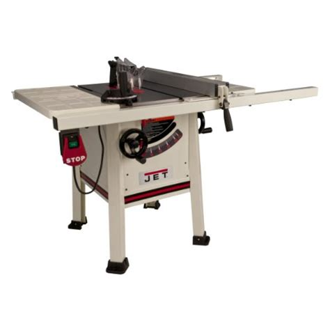 jet 10 inch table saw jet 708492k jps 10ts 10 inch proshop tablesaw with 30