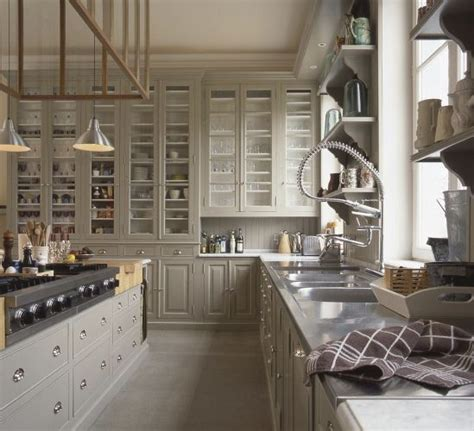 glass fronted kitchen cabinets storage galore gray glass front kitchen cabinets