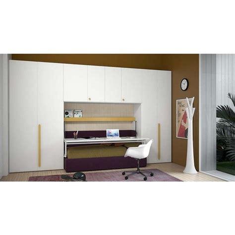 letto con scrivania estraibile neat armadio scrivania estraibile cq73 pineglen
