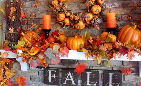 fall decorations flogdailyherald fall blogdailyherald