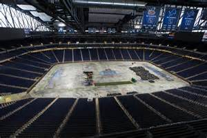 ford field brings back ghosts of paint past