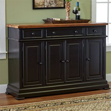 Dining Room Buffet Cabinet by 15 Best Of Black Dining Room Sideboards