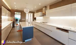 Modular Kitchen Ideas modern modular kitchen design ideas by kumar moorthy amp associates