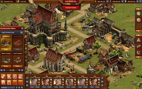 online house builder forge of empires jogo