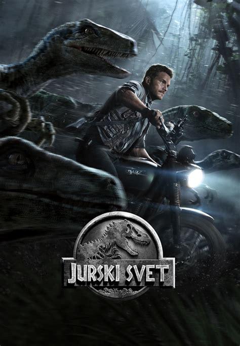 Kaos Jurassic World 01 zabavni filmi ki si jih morate ogledati 紂e to poletje