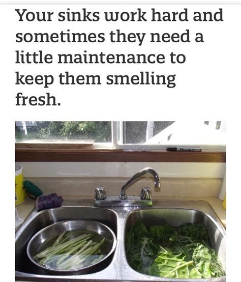 How To Clean A Smelly Kitchen Sink Smelly Sink How To Clean A Stinky Drain Trusper