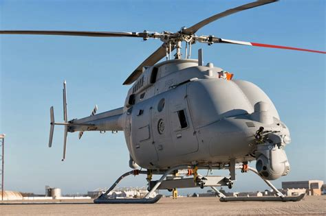 Drone Helicopter snafu mq 8c scout unmanned helicopter