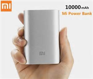 Spek Power Bank Xiaomi original xiaomi 5 1v 2 1a 10000mah power bank portable charger for smartphones ebay