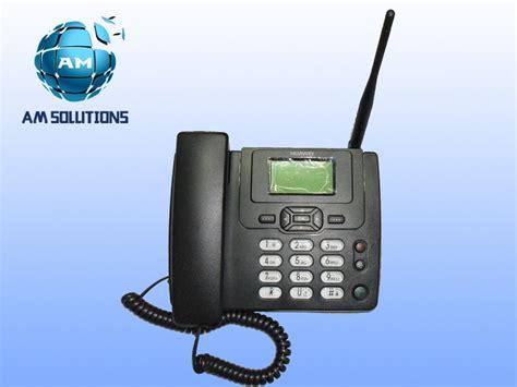 D Origine Huawei Ets3125i Gsm Fwp Gsm Fixe Sans Fil T L Phone De Bureau