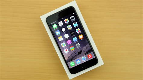 apple iphone 6s plus unboxing 128gb space grey