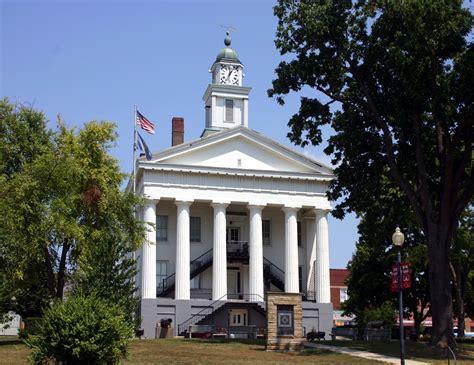 orange county courthouse indiana