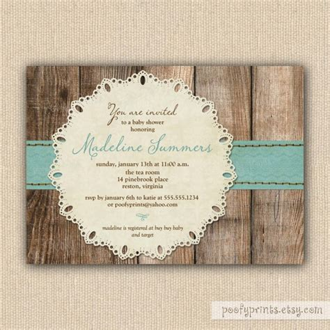 rustic baby boy shower baby boy shower invitations boy shower invitations and