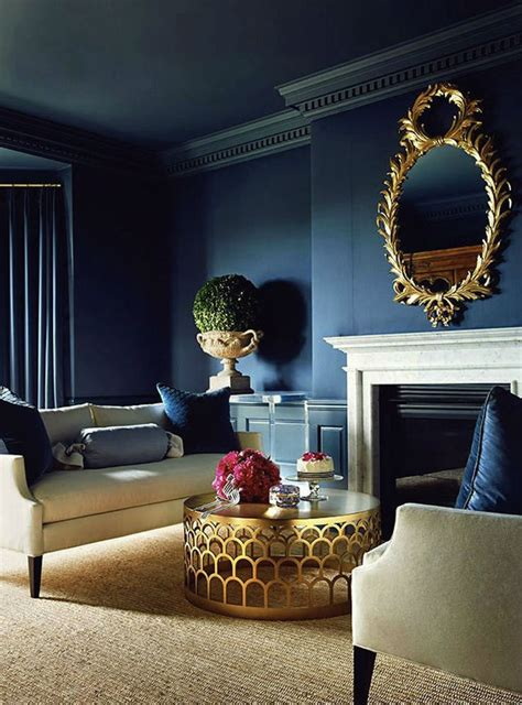 blue and gold home decor best 20 navy living rooms ideas on pinterest navy walls