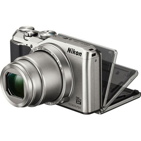Nikon Coolpix A900 nikon coolpix a900 silver compact park cameras