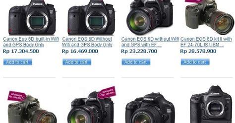 Kamera Canon Yang Terjangkau harga kamera digital canon yang beragam