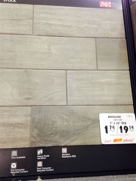 Kitchen Floor Tile Menards Bathroom Flooring Mohawk Woodlane Floor Or Wall Ceramic
