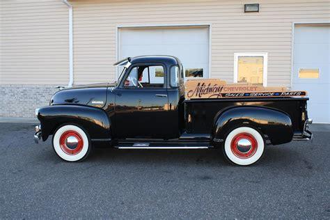 1951 chevrolet 3100 pickup 132888