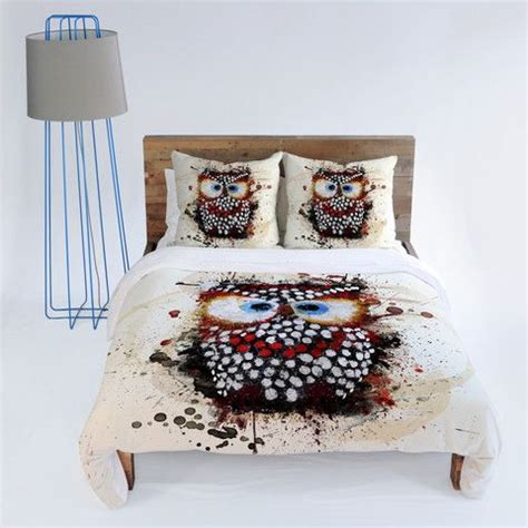 owl comforter set queen 1000 images about owl duvet cover on pinterest