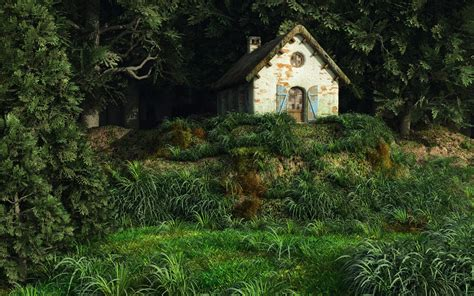 A Cottage In The Woods by Cottage In The Woods 2 By Afterdeath On Deviantart