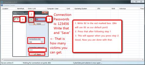 Tutorial Hack Facebook 2014 | cybergate rat tutorial hack facebook and computers using