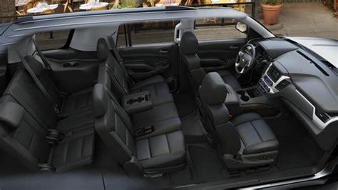 chevrolet suburban 8 seater interior suburban rental denver 7 8 passenger mile high suv