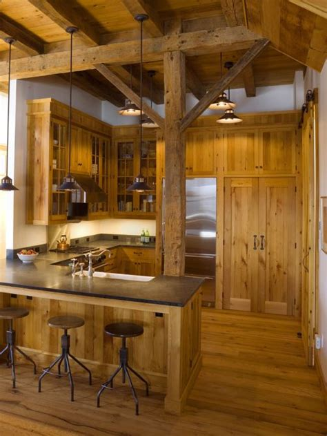 barn kitchen ideas the kitchen design barn kitchen home design ideas pictures remodel and decor