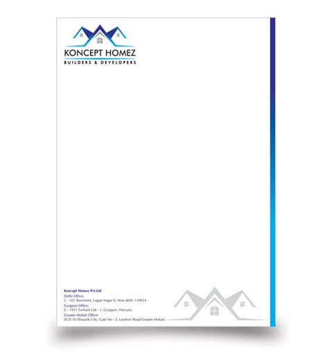 Business Letterhead Design Ideas Bussiness Card Designs By Falcon Ideas