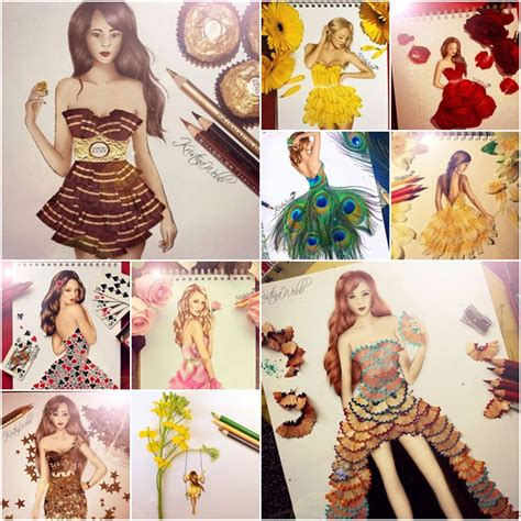 themes used by fashion designers fab ideas on beautiful creative fashion sketches