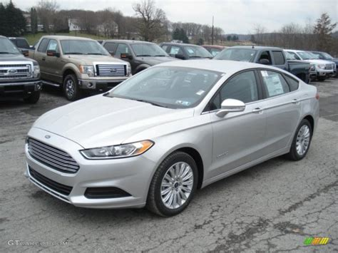 Ford Fusion 2013 Se by 2013 Ford Fusion Silver Se Www Imgkid The Image