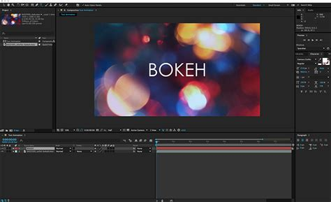 adobe after effects text animation templates choice image