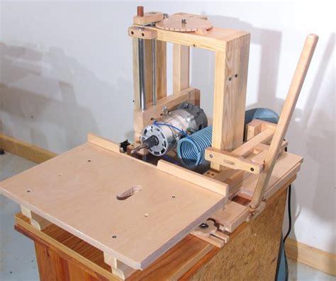 woodworking ca multi slot mortising machine