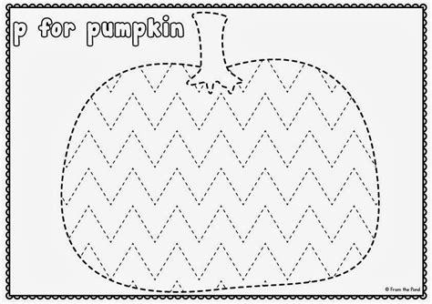 printable tracing pumpkins 7 best images of pumpkin trace printable pumpkin