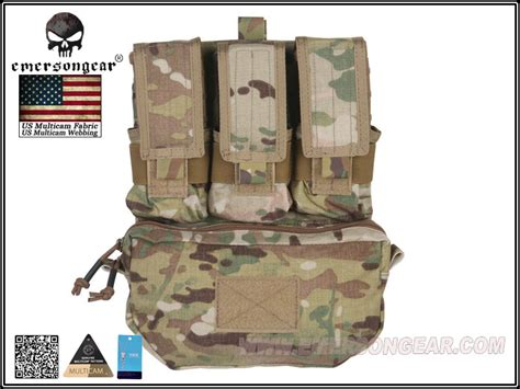 Emerson Assault Back Panel Multicam emerson assault back panel pack 500d cordura coyote brown
