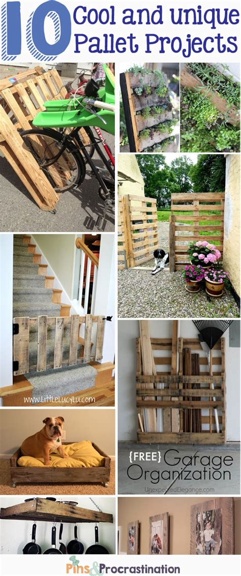 cool pallet projects 10 cool and unique pallet projects pins and procrastination