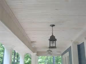 front porch ceiling porch ideas
