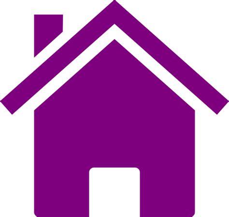 casa clipart casa roxa clip at clker vector clip