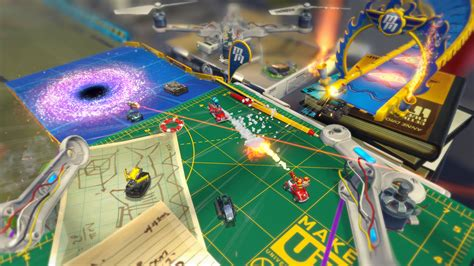 Micro Machines World Series Ps4 micro machines world series review ps4 playstation universe