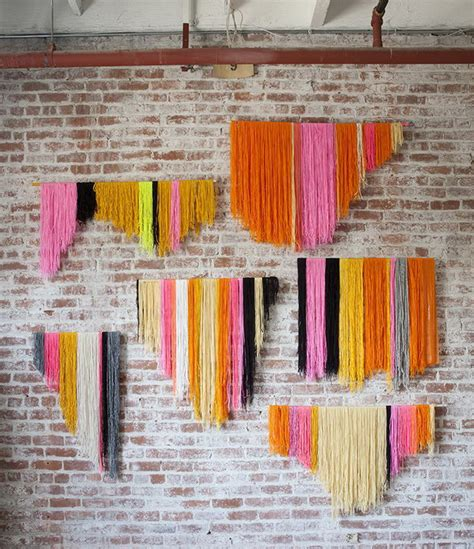 25 diy yarn crafts tutorials ideas for your home