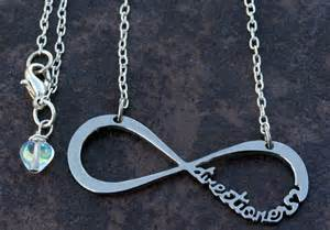 One Direction Infinity Necklace One Direction Infinity Necklace Directioner By Leslieshields