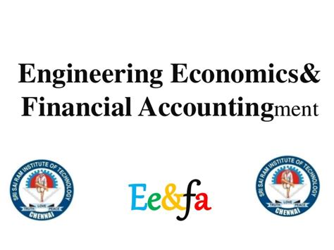 Economics Engineering 1 managerial economics engineering economics financial
