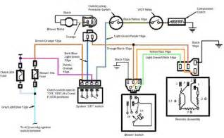 Ac Control Circuit Diagram Air Conditioner Mustang Air Conditioner