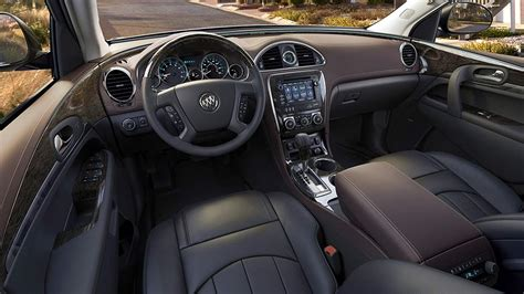 Suv Interior by 2017 Buick Enclave Mid Size Luxury Suv Buick