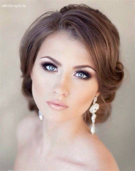 Wedding Hair And Makeup For Bridesmaids by Best 25 Wedding Makeup Ideas On Bridesmaid