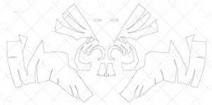 cyclops mask template dali lomo