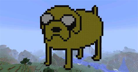 jake  dog minecraft  bakahentai  deviantart