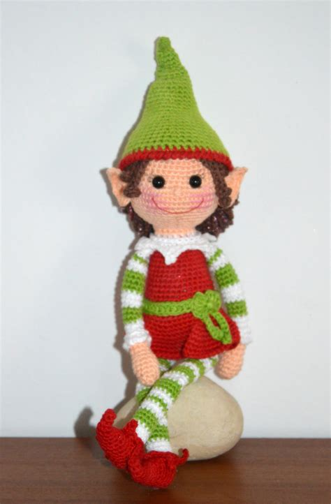 pattern for a christmas elf christmas elves pattern amigurumibb s blog