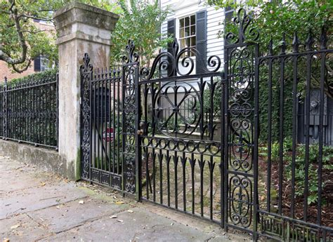 Zillow Sc by 32 Elegant Wrought Iron Fence Ideas And Designs