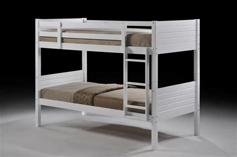 Bunk Bed King Single Jupiter White King Single Bunk Beds Nz Lifestyle Imports