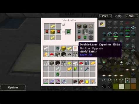how to charge capacitor bank minecraft ftb infinity ep 5 ender io vibrant capacitor bank